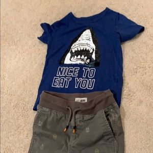 Gap Star Wars shorts size S